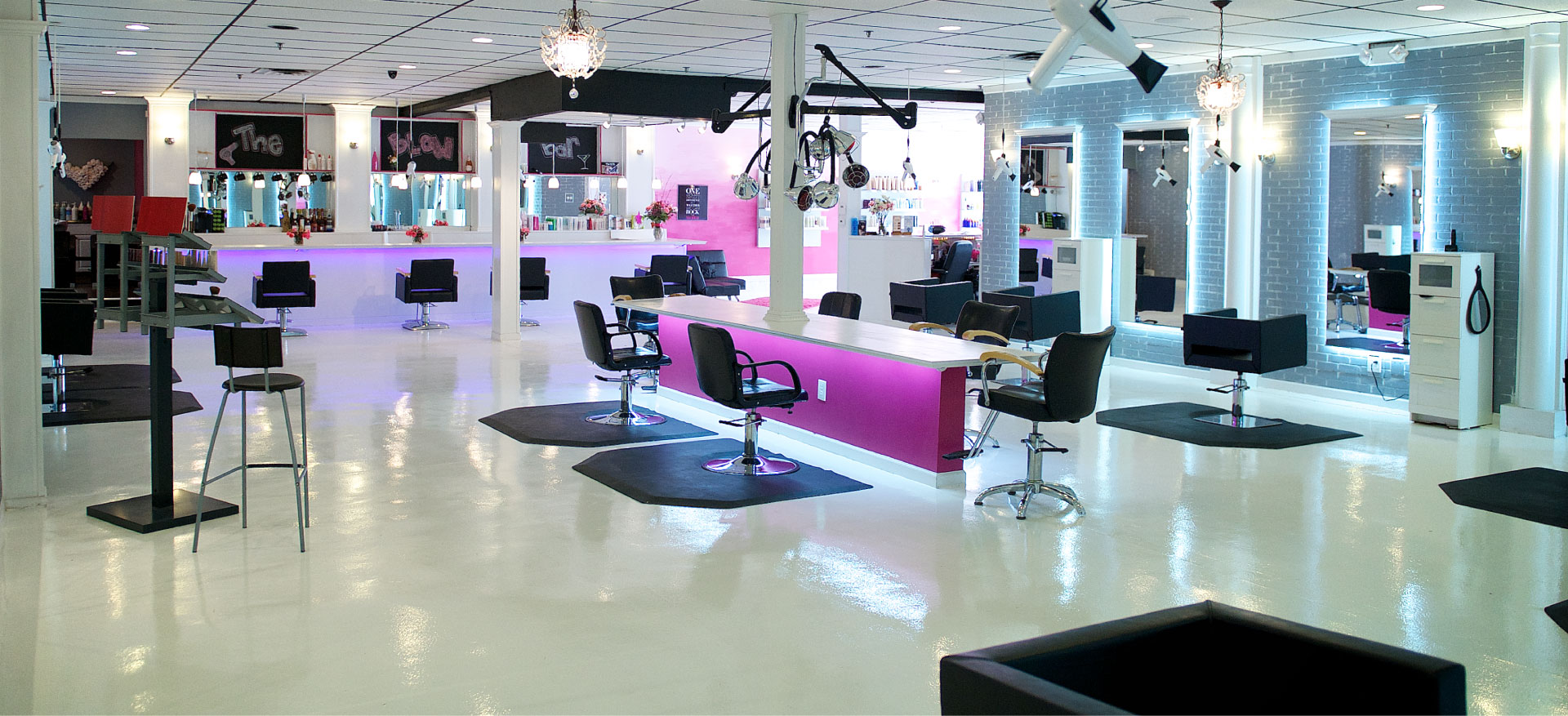 The Hair Bar Blow Dry Bar Salon